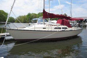 Used Mirage 35 Cruiser Sailboat For Sale