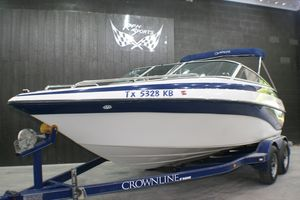 Used Crownline 192 Runabout Boat For Sale