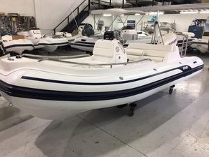 Used Ab Inflatables DLX 15 Tender Boat For Sale