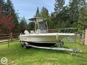 Used Sea Ray Laguna 17 Center Console Fishing Boat For Sale