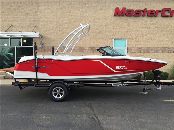 New Mastercraft NXT 20 Ski and Wakeboard Boat For Sale