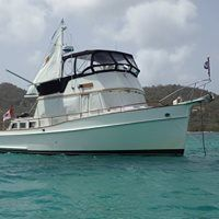 "Used Grand Banks ""42"" Classic Trawler Boat For Sale"