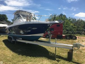 Used Pro-Line 30 Walk Walkaround Fishing Boat For Sale