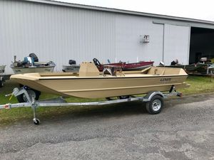 New Lowe Roughneck 1760 Pathfinder - HEAVY DUTY EDITION .125 Gauge Hull Jon Boat For Sale