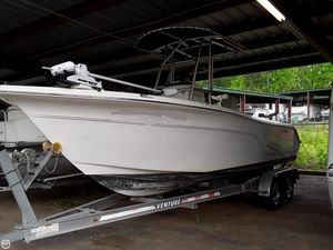Used Sea Fox 236 CC Center Console Fishing Boat For Sale