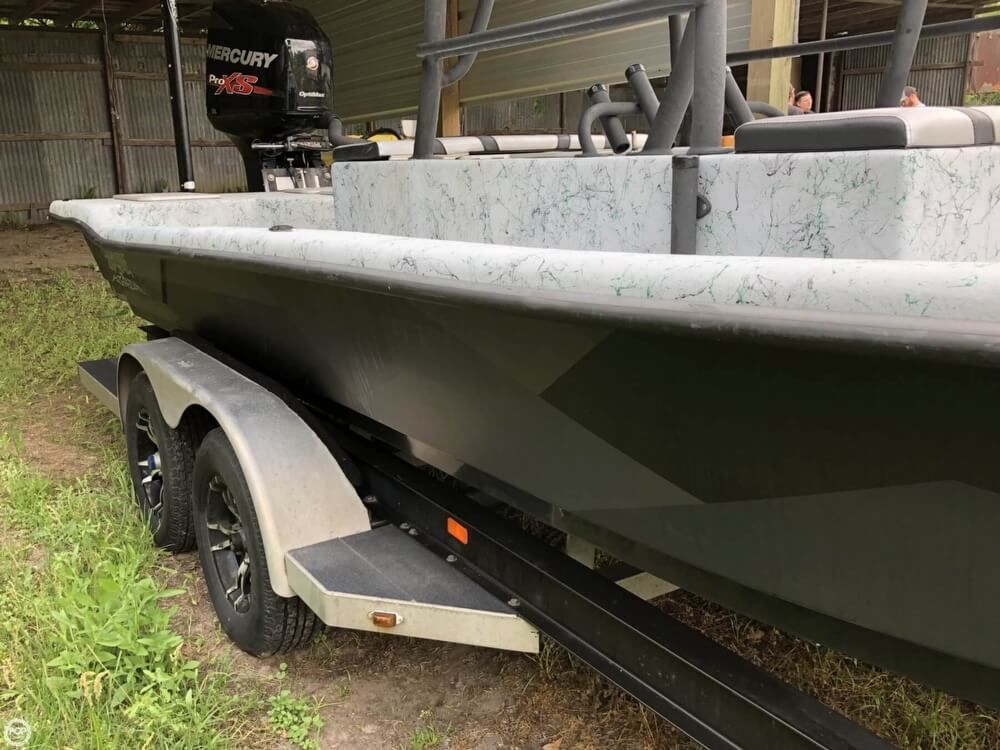 2015 Used Haynie 21 Super Cat Bay Boat For Sale - $50,000