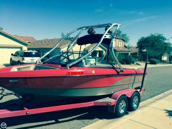 Used Svfara SV609 Ski and Wakeboard Boat For Sale