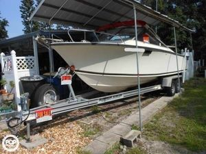 Used Seacraft Sceptre 23 Walkaround Fishing Boat For Sale