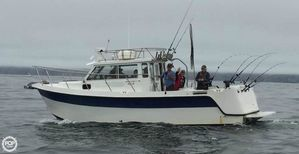 Used Osprey 30 Pilothouse Boat For Sale