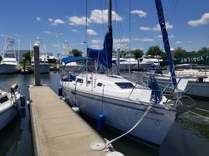 Used Catalina 320 Daysailer Sailboat For Sale