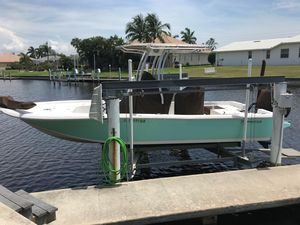 Used Tidewater 2200 Saltwater Fishing Boat For Sale
