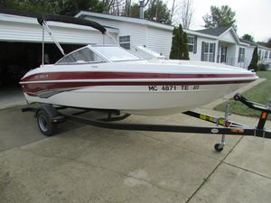 Used Larson 1750 LX Bowrider Boat For Sale