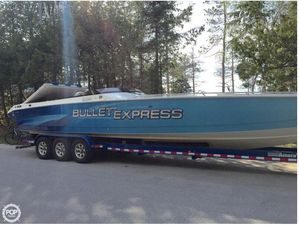 Used Velocity 37 Midcabin High Performance Boat For Sale