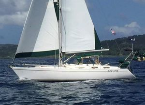 Used Moody 425 Cruiser Sailboat For Sale