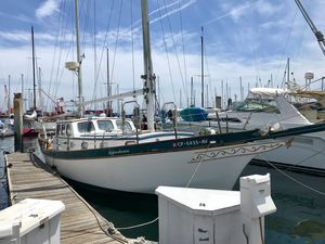 Used Ackerman Newporter Cruiser Sailboat For Sale