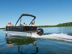 New Harris Pontoon Boat For Sale