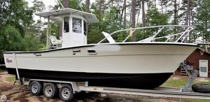 Used Topaz 28 Center Console Fishing Boat For Sale