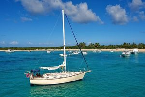 Used Island Packet 38 Cruiser Sailboat For Sale