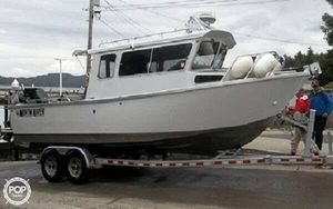 Used North River 26 Seahawk Offshore Pilothouse Boat For Sale