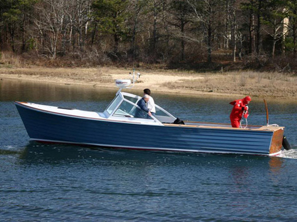 Used Custom 30 Open Cruiser Boat For Sale