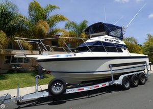 Used Skipjack 25 Sports Fishing Boat For Sale