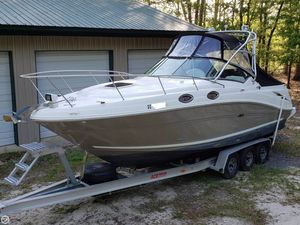 Used Sea Ray Amberjack 270 Express Cruiser Boat For Sale