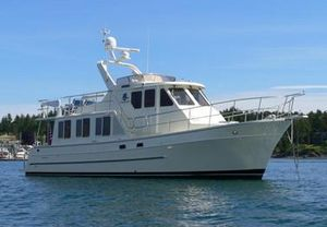 Used North Pacific 43 Pilothouse Motor Yacht For Sale