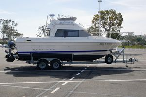 Used Bayliner Flybridge Cabin Cruiser Boat For Sale