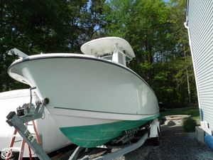 Used Trophy 2503 CC Center Console Fishing Boat For Sale
