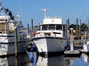 Used Hatteras 43 Aft Cabin Boat For Sale