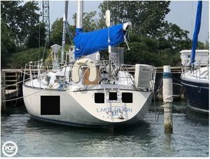 Used C & C Yachts 40-2 Sloop Sailboat For Sale