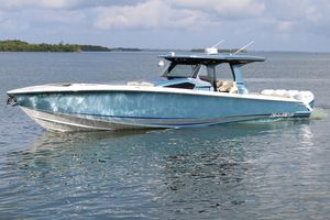 Used Nor-Tech 450 Sport CC Center Console Fishing Boat For Sale