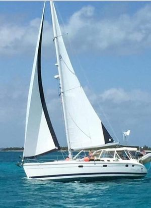 Used Hunter 46 Cruiser Sailboat For Sale