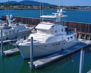 Used Nordhavn 55 Motor Yacht For Sale