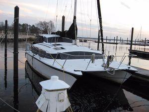Used Gemini 3400 Catamaran Sailboat For Sale