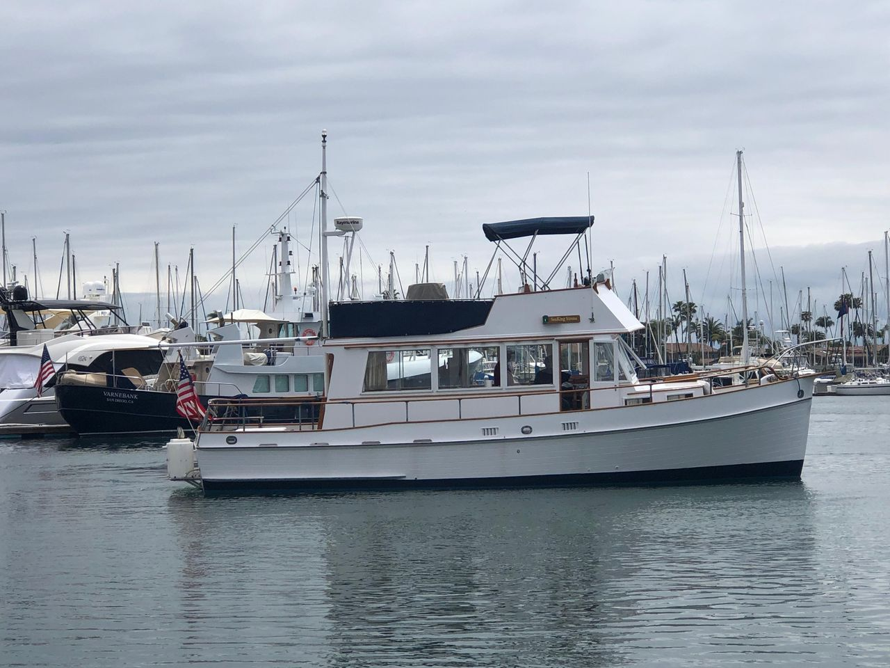 Banks For Sale >> 1972 Used Grand Banks 36 Classic Trawler Boat For Sale