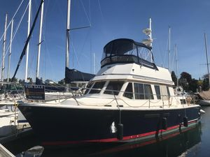 Used Sabreline 36' Trawler Boat For Sale