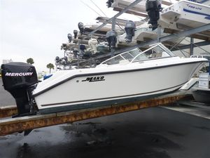 Used Mako 195 Bowrider Boat For Sale