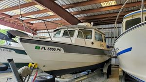 Used C-Dory 25 Cruiser Cuddy Cabin Boat For Sale