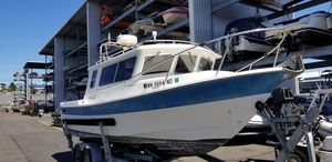 Used Sea Sport 2400 Explorer Pilothouse Boat For Sale