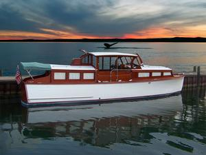 Used Robinson Seagull Hacker Motor Yacht For Sale