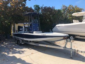 Used Tiburon Zx-25 Commercial Boat For Sale
