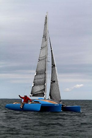 Used Farrier F-22 Trimaran Sailboat For Sale