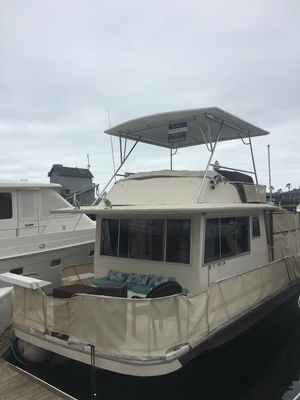 Used Houseboat Two Level House Boat For Sale