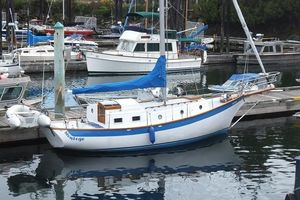 Used Custom MARY Lightfoot Cruiser Sailboat For Sale