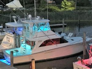 Used Ocean 44 Super Sport Convertible Fishing Boat For Sale