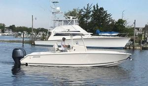 New Jupiter 26 Forward Seating Center Console Fishing Boat For Sale
