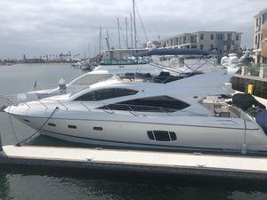 Used Sunseeker 60 Manhattan Motor Yacht For Sale