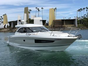 Used Jeanneau Leader 36 Motor Yacht For Sale