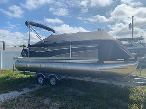 New Crestliner Rally Tritoon Pontoon Boat For Sale
